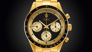 Rolex Daytona John Player Special Sells For £1.215 Million At Sotheby's
