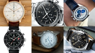 Our Favorite Chronographs From The 2020 New Releases