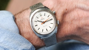 A Project Speedmaster, A Patek Philippe Retailed By Gübelin, And A Next-Level Chronostop
