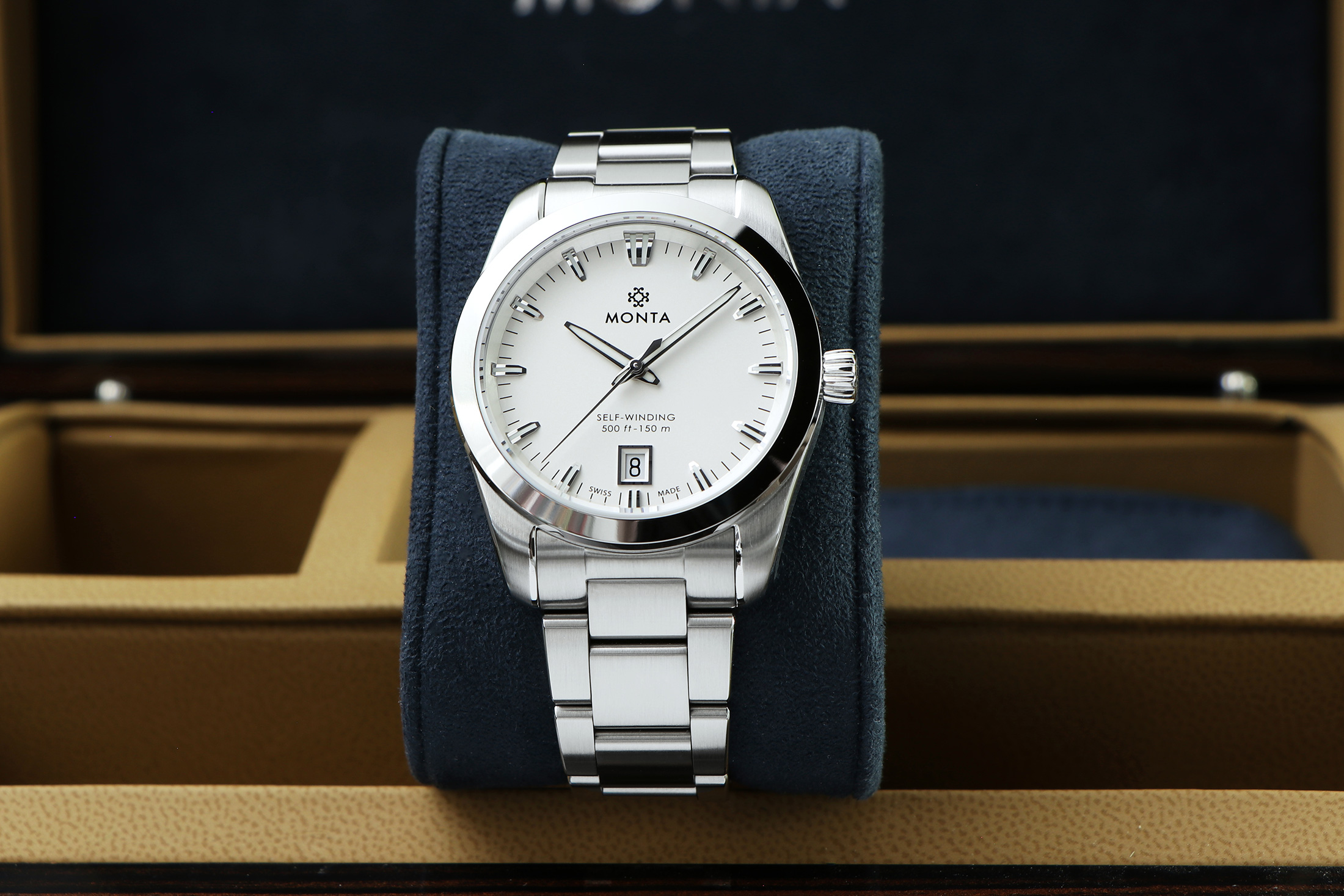 Introducing: The Monta Noble Wristwatch News