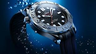 The Omega Seamaster Diver 300M Nekton Edition