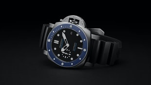 The Panerai Submersible Azzurro 42MM Limited Edition
