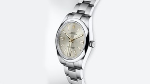 The Rolex Oyster Perpetual 41