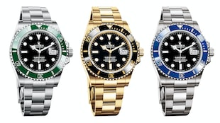 The Rolex Submariner Date In 41mm (All Seven Variations)