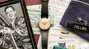 A Salesman's Set Of Breitlings, A Steal Of A Longines, And A Rolex Oyster Perpetual With Air Force Provenance