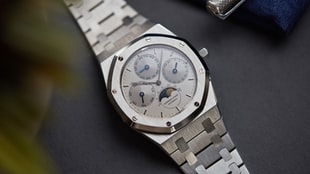 The Early Audemars Piguet Royal Oak Perpetual Calendar
