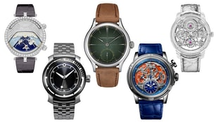 The Finalists For The 2020 Grand Prix d'Horlogerie de Genève (GPHG)