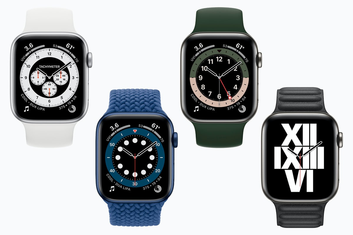 Introducing: The Apple Watch Series 6 & Apple Watch SE - HODINKEE
