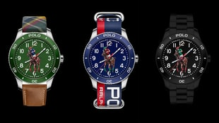 The Ralph Lauren Polo Watch Collection