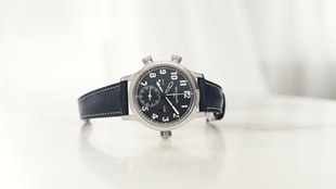 The Patek Philippe Ref. 7234G-001 Calatrava Pilot Travel Time