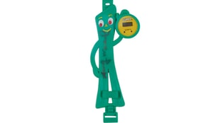 A Gumby Watch Gifted By Andy Warhol To Keith Haring To Cross The Block At Sotheby's