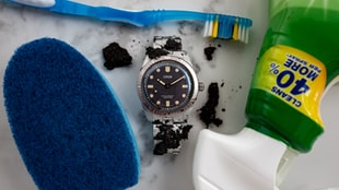 How To Clean Your Watch
