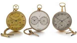Three Breguet Watches From The David Salomons Collection In The Mayer Museum Of Islamic Art Will Come Up At Sotheby's