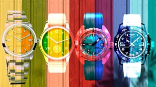 All The Brightly Colored Watches Of 2020