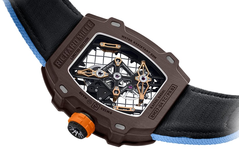 Introducing The Richard Mille Rm 27 04 Tourbillon Rafael Nadal Hodinkee