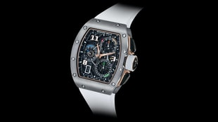 The Richard Mille RM 72-01 'Lifestyle' Flyback Chronograph