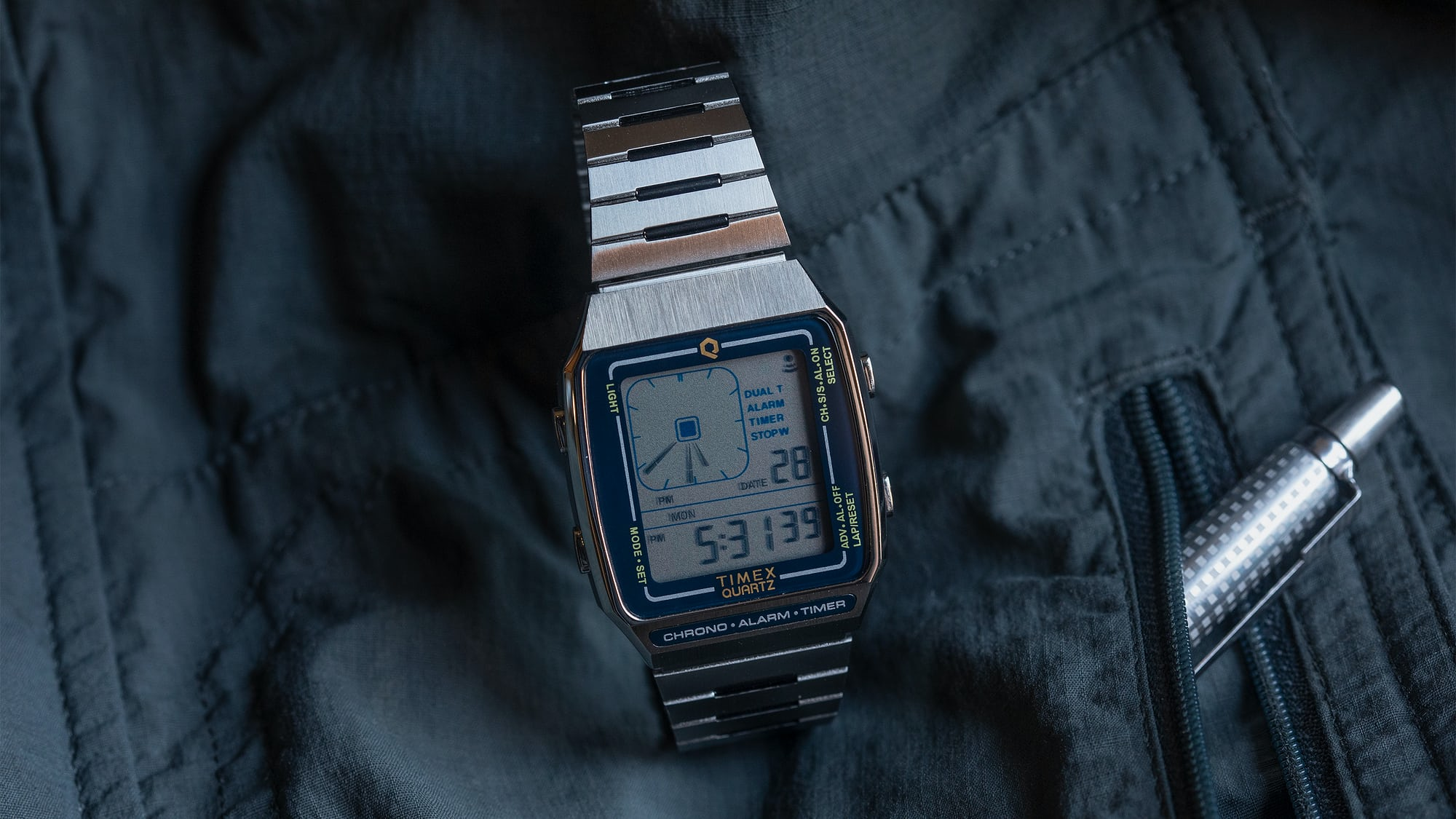 Introducing: The Q Timex Reissue Digital LCA (Live Pics & Pricing)
