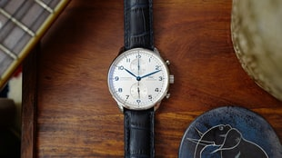 The IWC Portugieser Chronograph