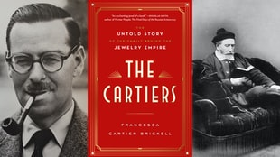 'The Cartiers' By Francesca Cartier Brickell