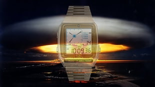 Turns Out An Electromagnetic Pulse From A Nuclear Bomb Probably Won't 'Fry' Your Quartz Watch