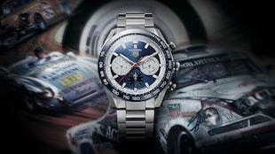 The TAG Heuer Carrera Sport Chronograph 160 Years Special Edition