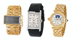 Three Interesting Lots From The Upcoming Monaco Legend 'Exclusive Timepieces' Auction