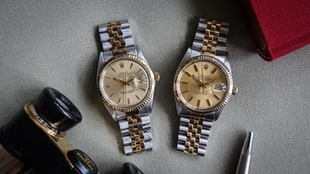 A Tale Of Two-Tone Rolex Datejusts