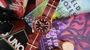 The Rado Captain Cook Bronze Burgundy (Live Pics & Pricing)