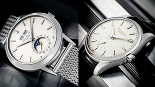 One Sale, Two White Gold Pateks: The 2526 And 3448 At Christie's