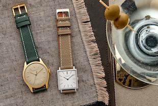 A 1952 Audemars Piguet 'Oversized' Ref. 5072, A 1978 Rolex Explorer II 'Frog's Foot,' And A 1969 Square Patek Philippe Dress Watch