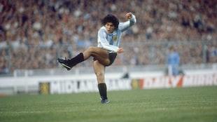 R.I.P. Diego Maradona, Soccer Giant And Flamboyant Watch God