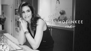 Cindy Crawford Shares Her Piece-Unique Omega Constellation & Memories Of Picnics In Switzerland