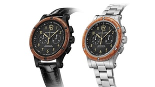 The Ralph Lauren Automotive Chronograph Watch
