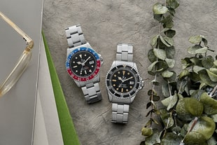 A 1979 Audemars Piguet Two-Tone 'Jumbo' Royal Oak, A 1978 Rolex GMT-Master Mark 3 'Radial Dial,' And A 1950s Universal Genève Tri-Compax