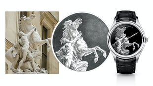 You Can Now Wear The Louvre On Your Wrist