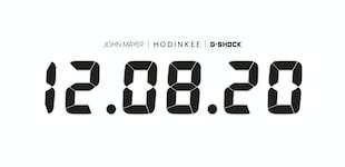 Coming Soon: John Mayer x G-SHOCK For HODINKEE