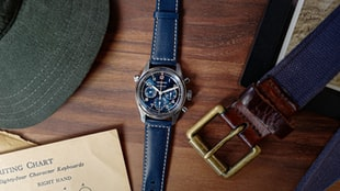 The Longines Spirit Chronograph