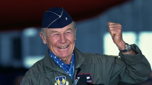 RIP Chuck Yeager, The Man Who Broke The Sound Barrier