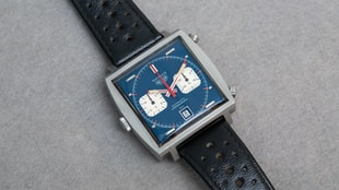 Steve McQueen's Monaco From 'Le Mans' Brings Home $2,208,000 At Phillips, Setting New Heuer Record