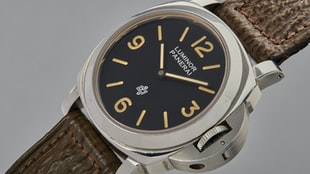Sylvester Stallone's Panerai Luminor 'Pre-Vendôme' 5218-201A Sells For $214,200 At Phillips