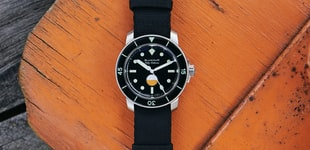 The Blancpain Fifty Fathoms MIL-SPEC Limited Edition For HODINKEE