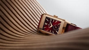 The Jaeger-LeCoultre Reverso Tribute Duoface Fagliano Limited Edition