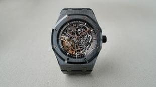 How Audemars Piguet Made Black Ceramic The Hottest Material In Watchmaking