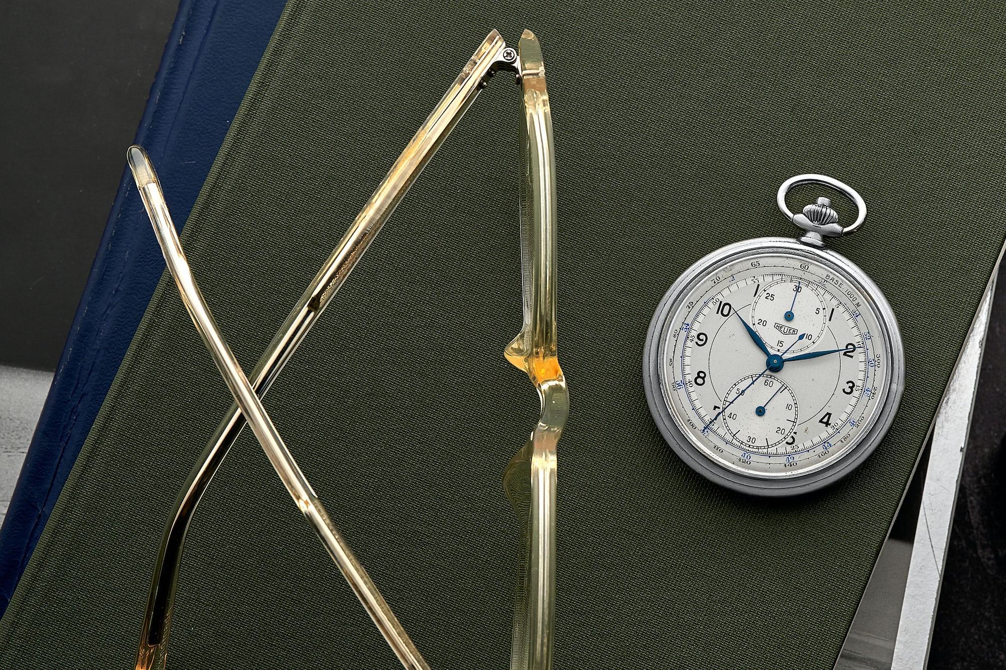 "<p><a href=""https://shop.hodinkee.com/products/heuer-ss-pocketwatch"" rel=""noopener"" target=""_blank""><u>1940s Heuer Single-Button Chronograph Pocket Watch</u></a></p>"