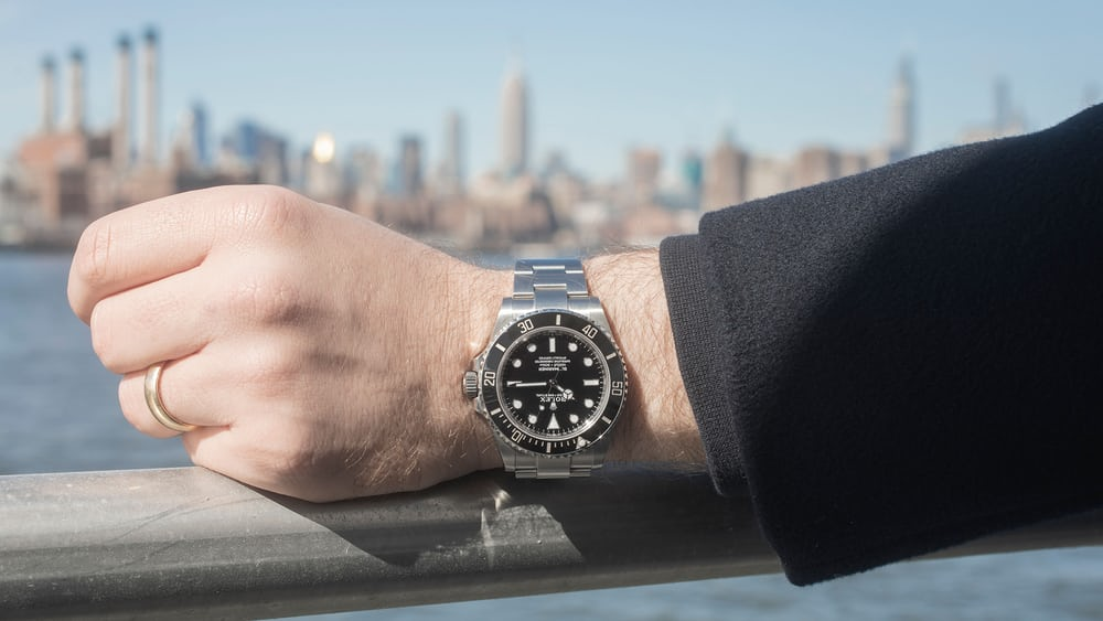 A Week On The Wrist: The Rolex Submariner Ref. 124060 - HODINKEE