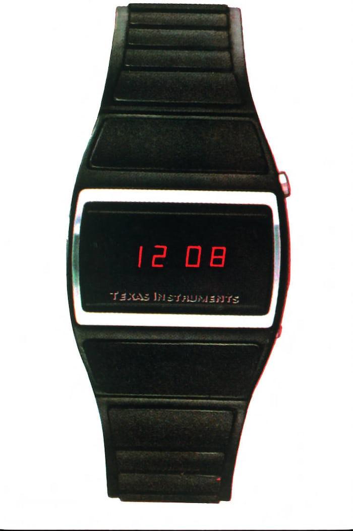 Texas Instrument Watch