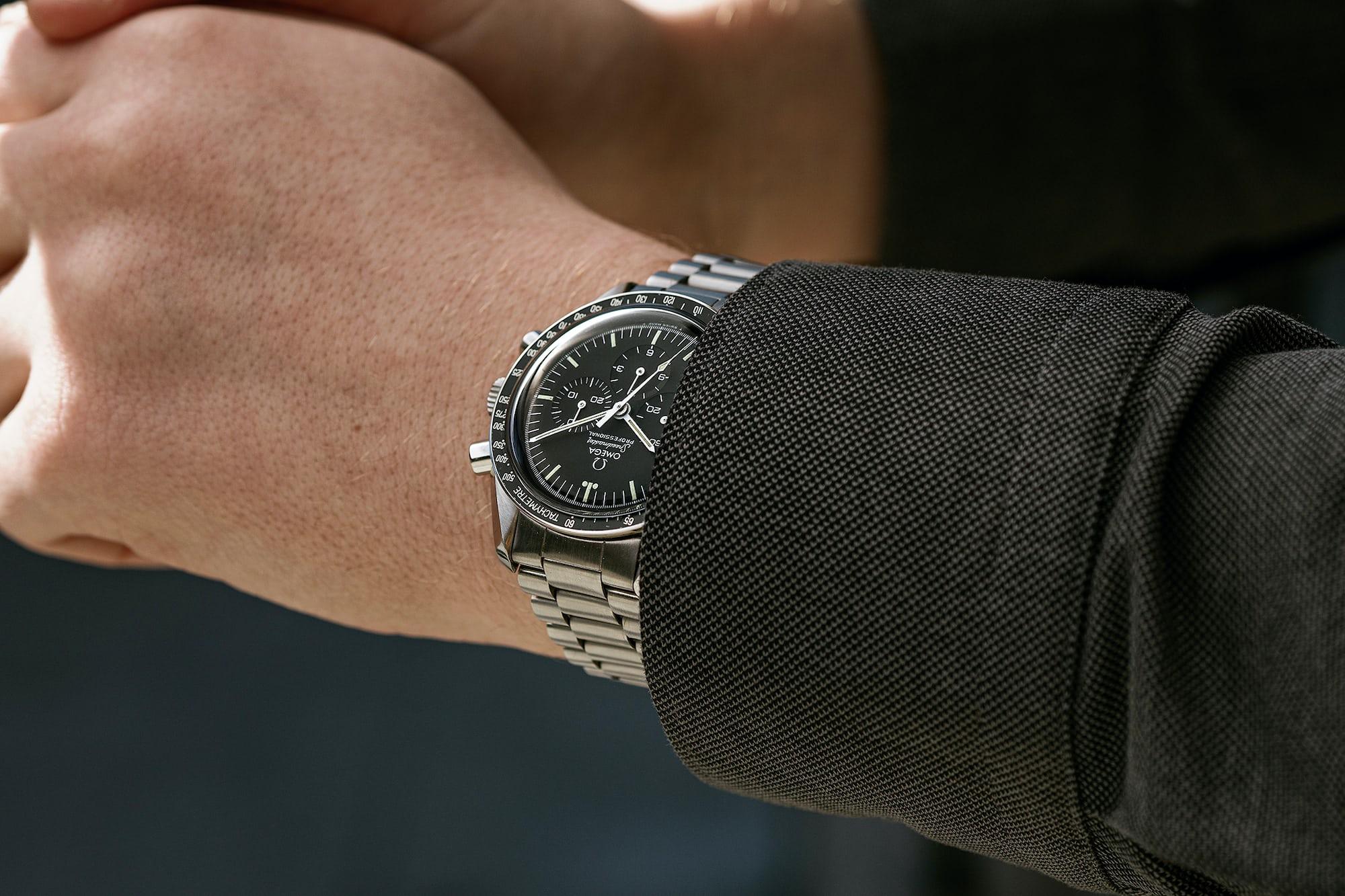 "<p><a href=""https://shop.hodinkee.com/products/speedmaster-ref-145-022-78-serial-44820671"" rel=""noopener"" target=""_blank""><u>1980s Omega Speedmaster Professional Ref. ST 145.022-78</u></a></p>"