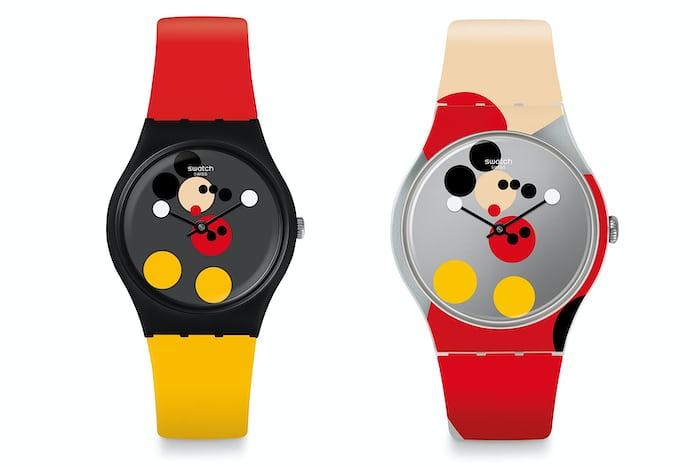 Damien Hirst Swatch Watch
