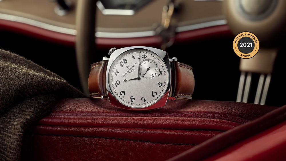 Introducing: The Vacheron Constantin Historiques American 1921 In White Gold (And A Platine Limited Edition!) - HODINKEE