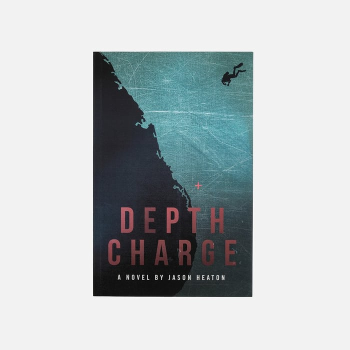 Depth Charge book cover
